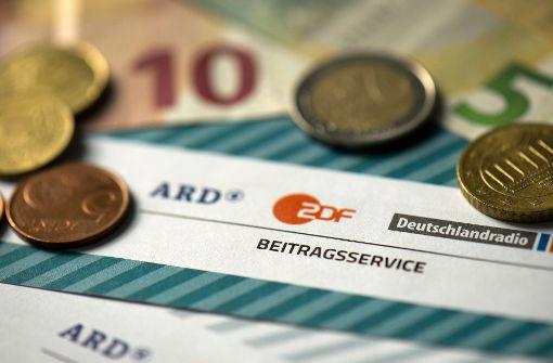 17 Euro, 50 Cent jeden Monat: Wohin fließt der Rundfunkbeitrag?