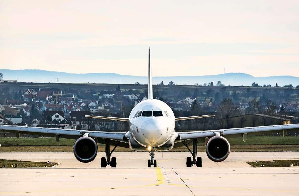 Weniger Starts und Landungen bedeuten weniger Lärmbelastung für die Anwohner. Foto: Lichtgut/Max Kovalenko