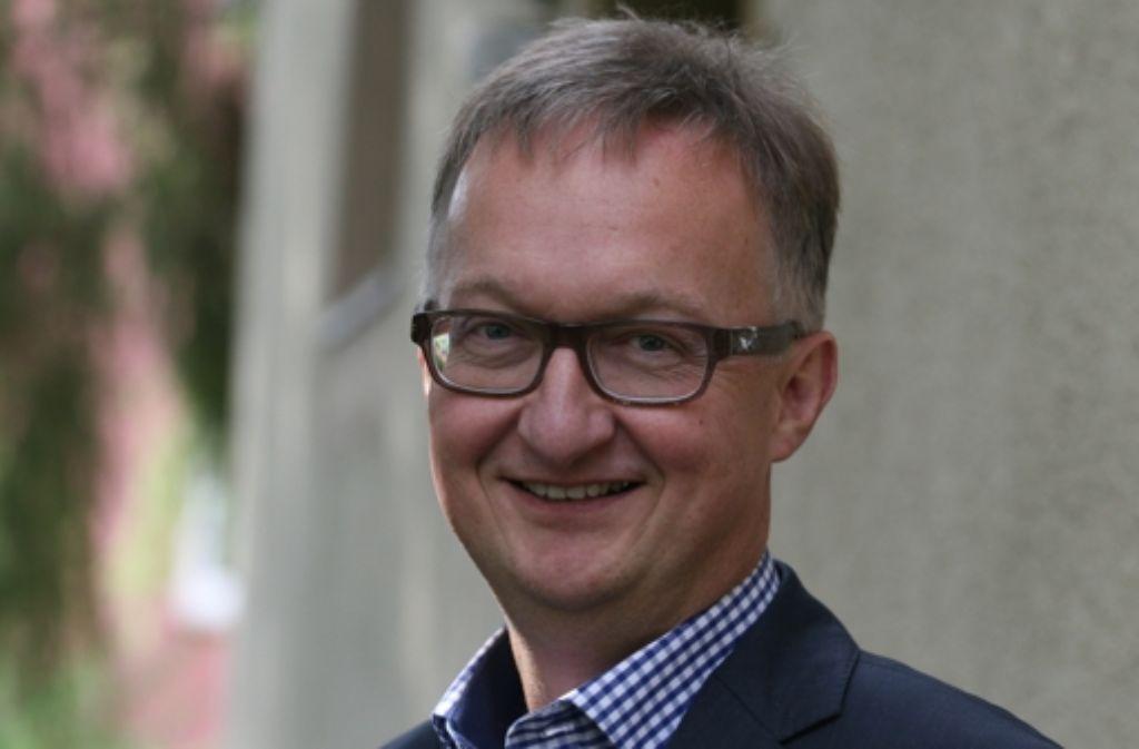 Stadtdekan  Schwesig will den Dialog mit Muslimen stärken. Foto: StZ