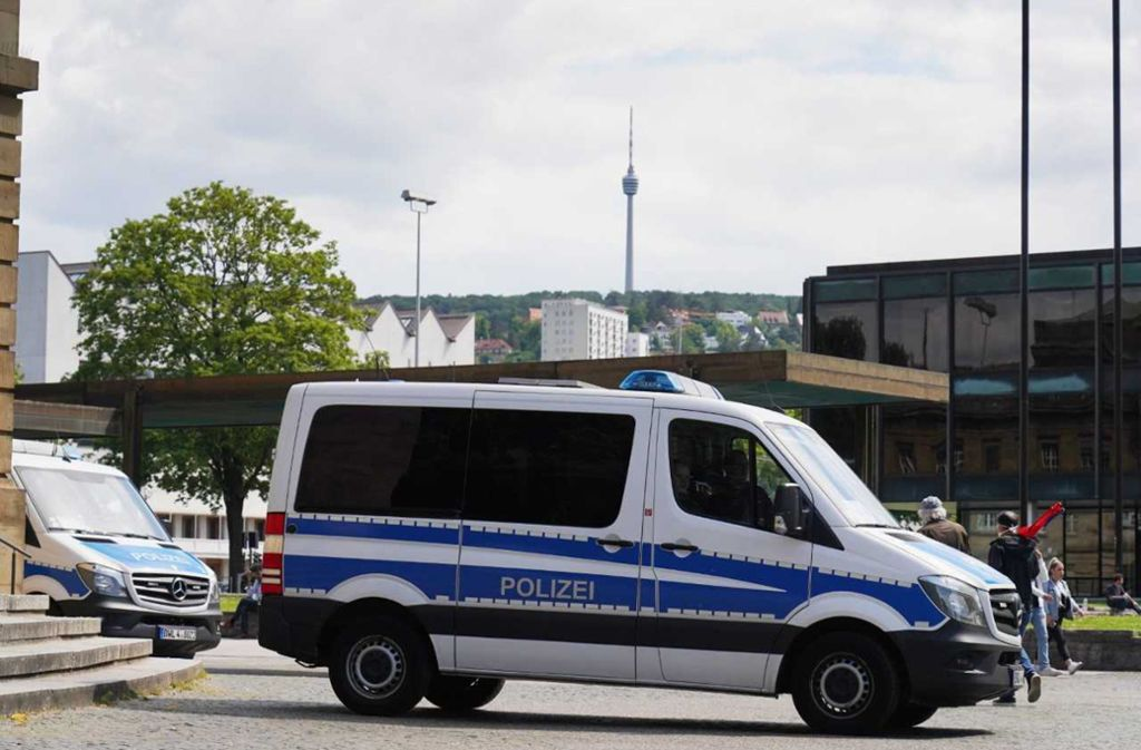 Die Demonstration verlief friedlich. Foto: Andreas Rosar/Fotoagentur Stuttgart