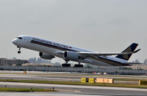 Airline hebt zum längsten Langstreckenflug der Welt ab