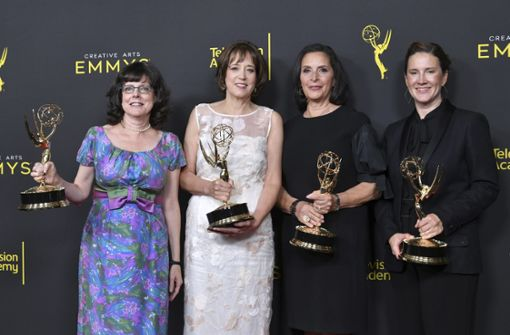 """Chernobyl"" und ""The Marvelous Mrs. Maisle""  räumen  ab"