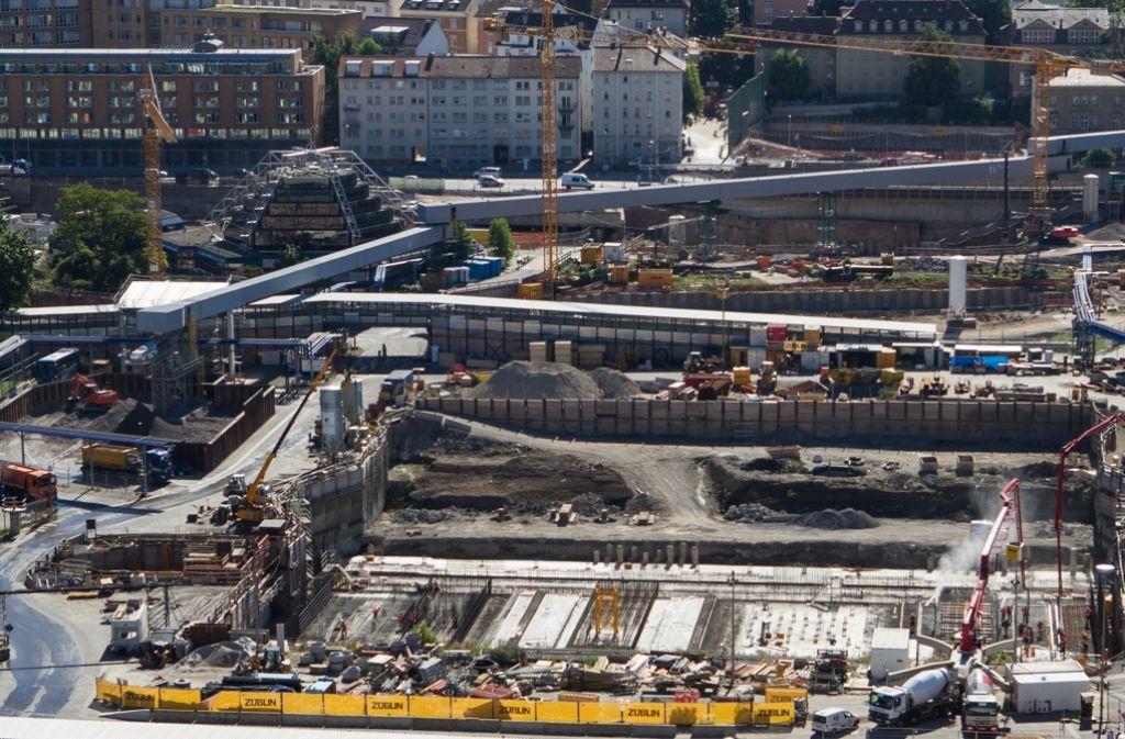 Laut einem vertraulichen Gutachten des Bundesrechnungshof wird Stuttgart 21 teurer. Foto: dpa