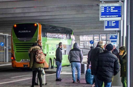 Gleiche Steuern für Bus und Bahn?