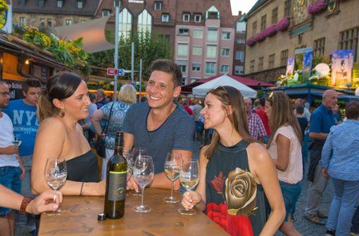 50. Weindorf in Heilbronn findet trotz Corona statt