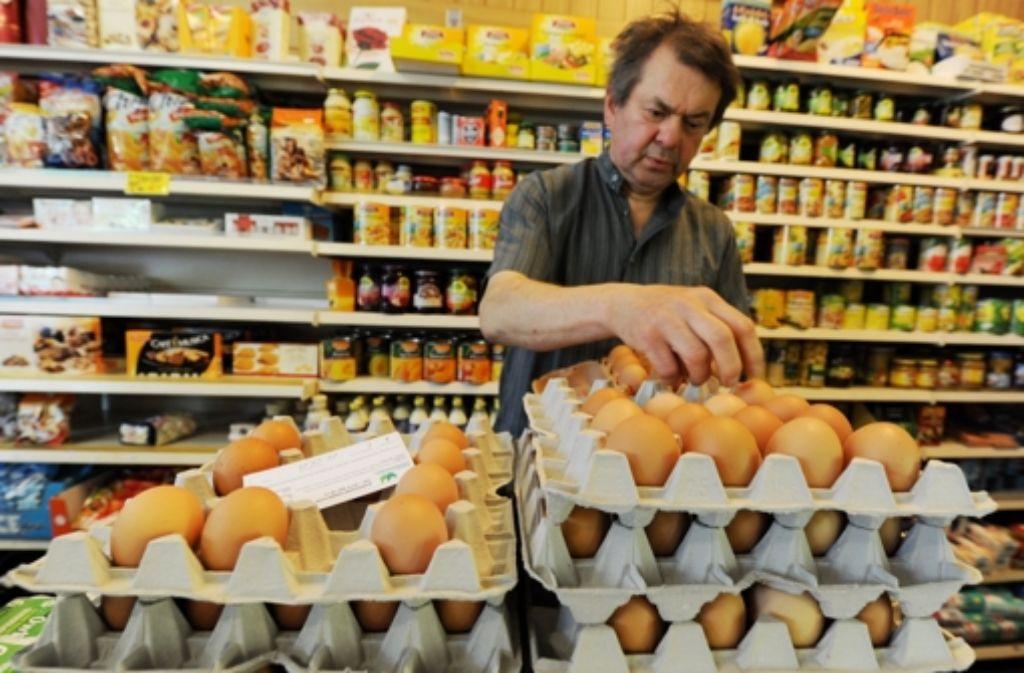 Die Grünen finden, dass Güter des täglichen Bedarfs fußläufig für die Bewohner des Stadtteils erreichbar sein sollten. Foto: dpa