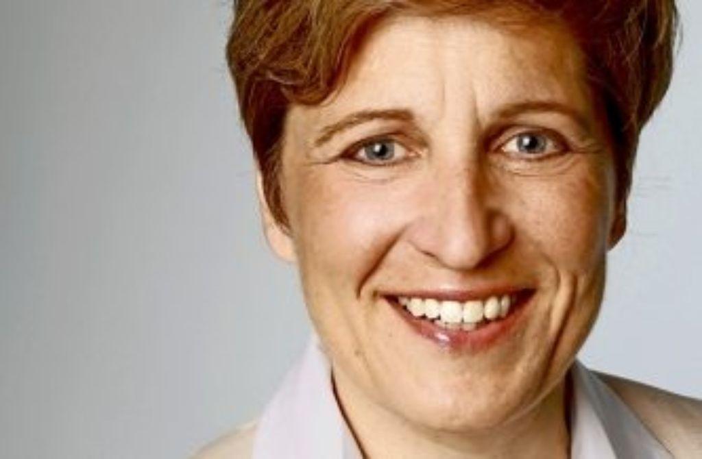 Nicole Razavi (CDU) will ihr Mandat im Wahlkreis Geislingen zum zweiten Mal verteidigen.  Foto: