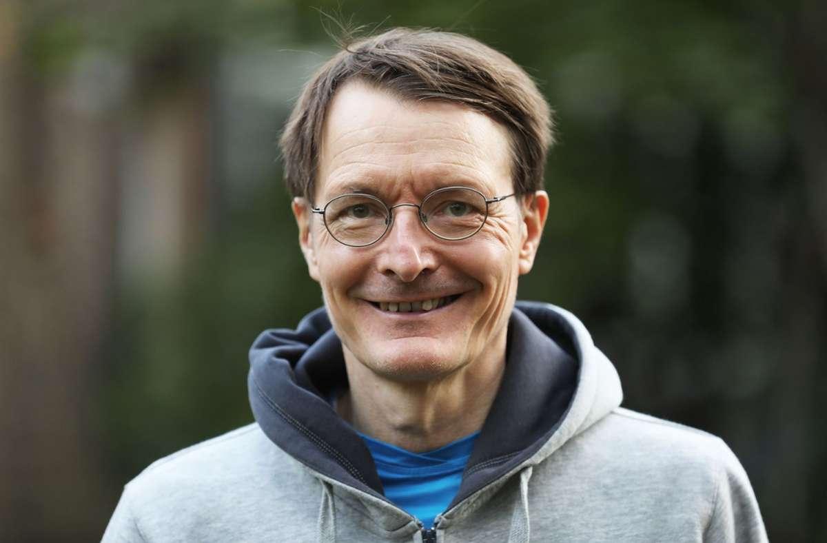Häufig in Talkshows zu Gast: SPD-Politiker Karl Lauterbach Foto: dpa/Oliver Berg