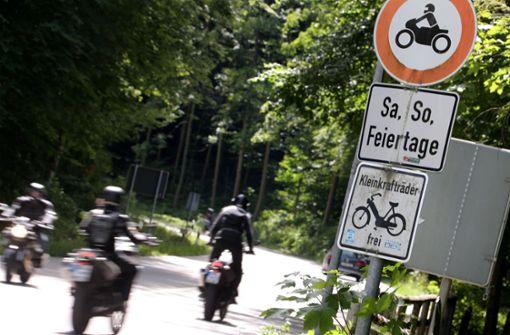Motorradfahrer sollen Gruppenausfahrten an Ostern unterlassen