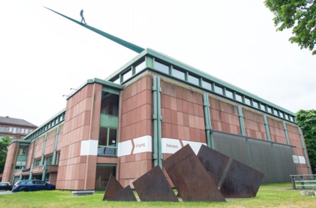 Die Kunsthalle Mannheim soll einem Neubau weichen. Foto: dpa