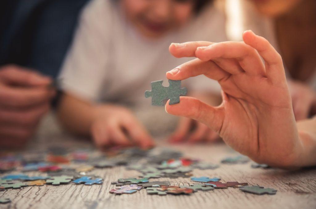 Puzzle-Tipps und Tricks für mehr Spaß! Foto: VGstockstudio/Shutterstock