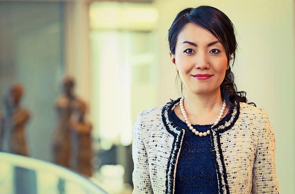 Yi Sun, Partnerin beim Prüfungs- und Beratungsunternehmen EY, berät seit gut zwölf Jahren deutsche und chinesische Unternehmen bei Transaktionen. Foto: EY