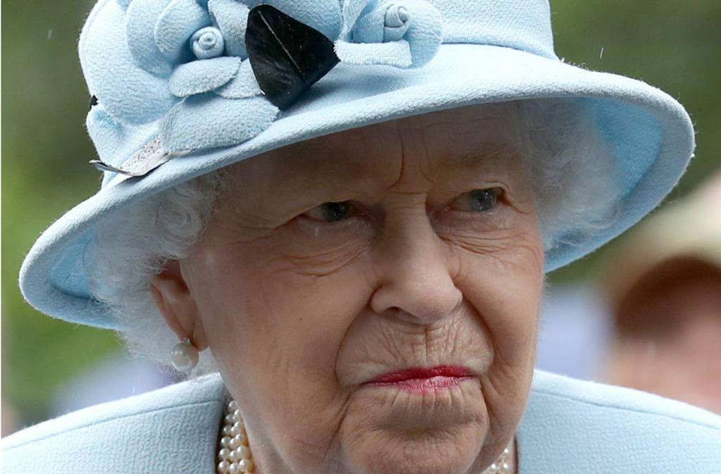 Queen Elizabeth II. dürfte erleichtert sein, dass sich das Jahr 2019 seinem Ende neigt. Foto: Andrew Milligan/PA Wire/dpa/Andrew Milligan