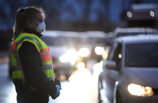 Coronabedingte Grenzkontrollen zu Frankreich beendet
