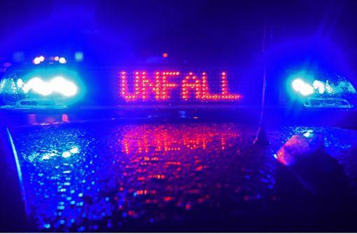 Polizist rettet sich durch beherzten Sprung in Streifenwagen
