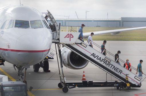 Zehn unbegleitete minderjährige Flüchtlinge kommen aus Moria