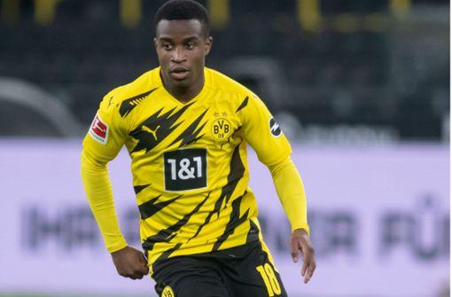 Moukoko jüngster Torschütze der Bundesliga-Geschichte