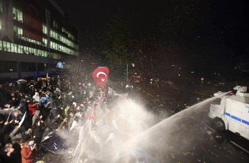 Kritik an der Türkei
