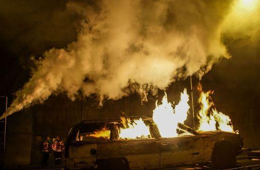 Im Brandfall kann Zögern tödlich sein