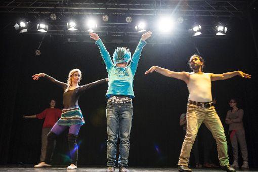 Tanzen trotz Handicap