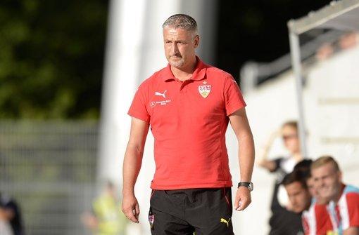 VfB Stuttgart II verliert in Chemnitz 1:2