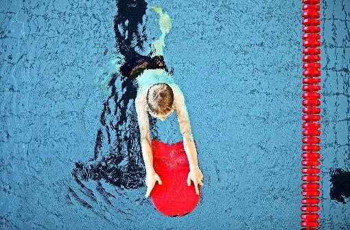 Schwimmfit-Kurse schon an drei Ost-Grundschulen