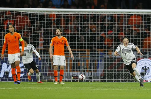 """Holland stöhnt: """"Oranje kriegt eines auf die Nase"""""""