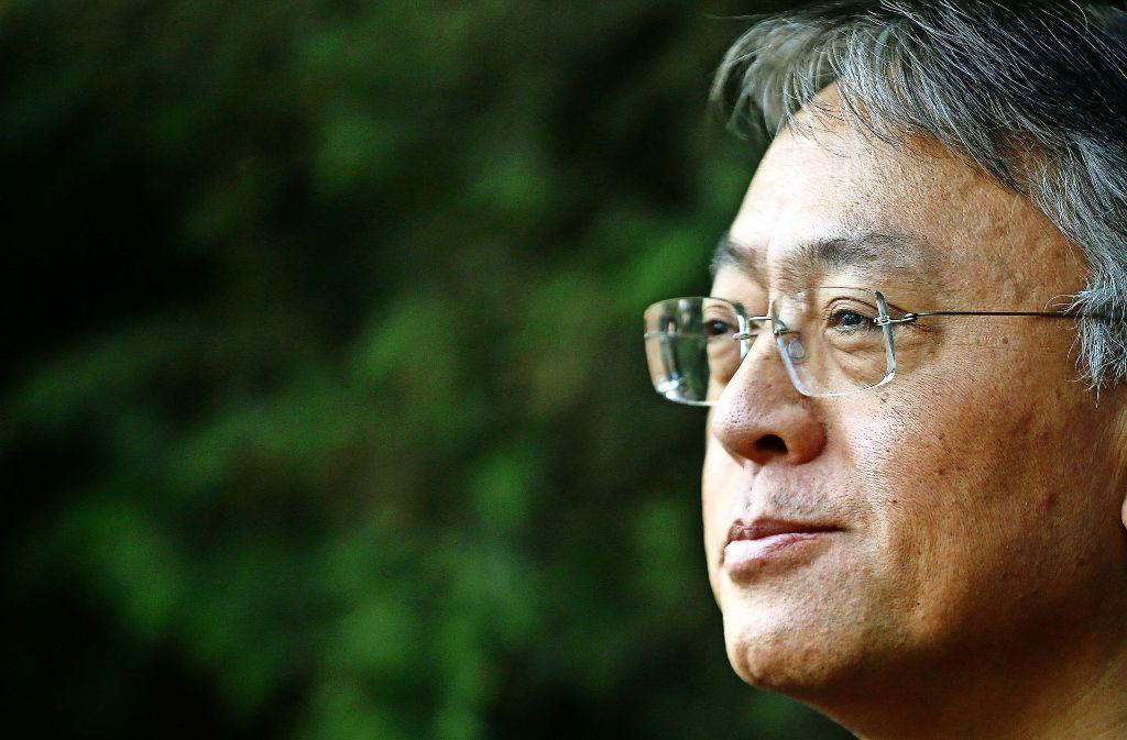 Der neue Literaturnobelpreisträger Kazuo Ishiguro nutzt  auch die Mittel von Fantasy und Science Fiction Foto: AP