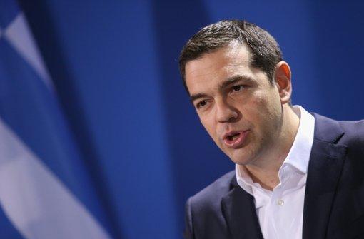 Tsipras will ehrenhaften Kompromiss