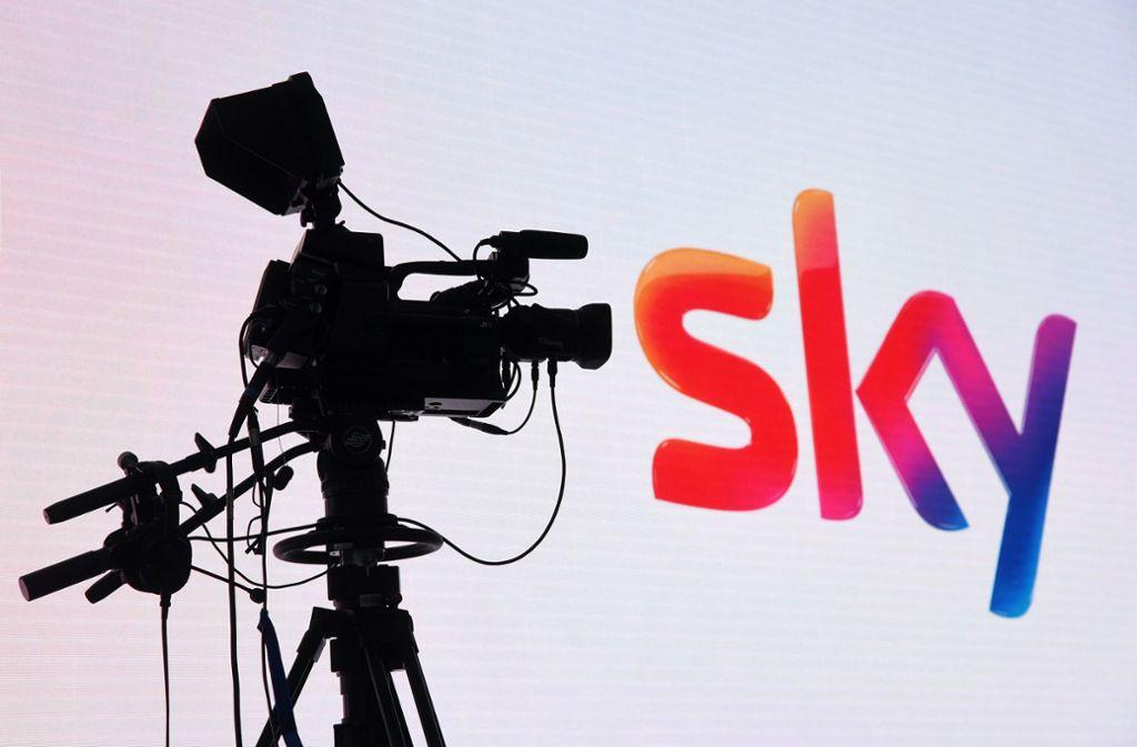 Sky holt sich die Rechte an der Premier League zurück. Foto: dpa