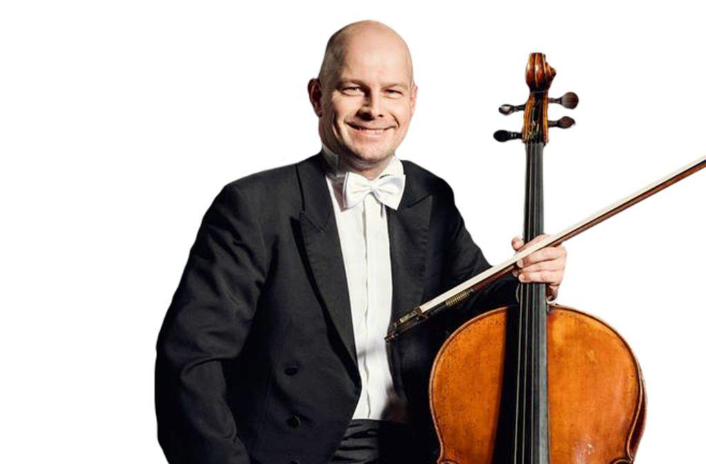 Frank-Michael Guthmann ist Solocellist des SWR-Symphonieorchesters Foto: SWR