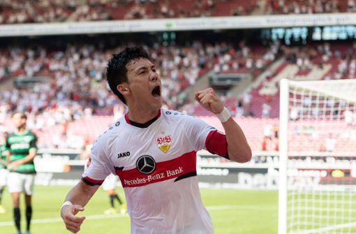 Das sind die Ratings aller Spieler des VfB Stuttgart