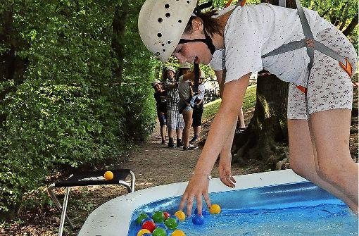 Spaß und Action für 130 Kinder und Jugendliche