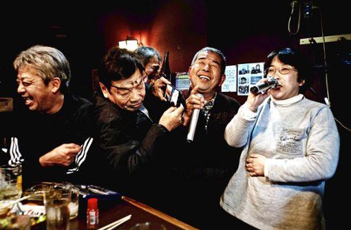 Virenfreier Spaß in Japans Karaokebars