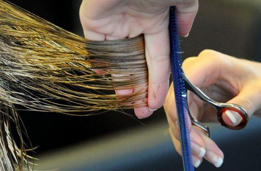 Ansturm auf Friseursalons