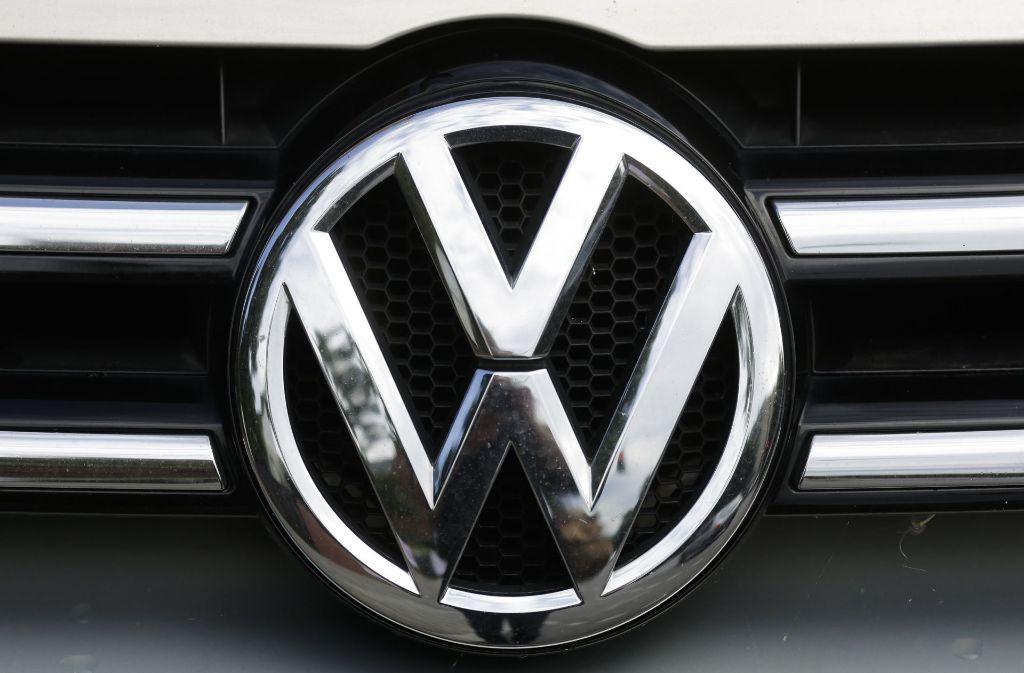 Zwei Volkswagen-Manager stehen im Visier der EU-Ermittler. (Symbolfoto) Foto: AP