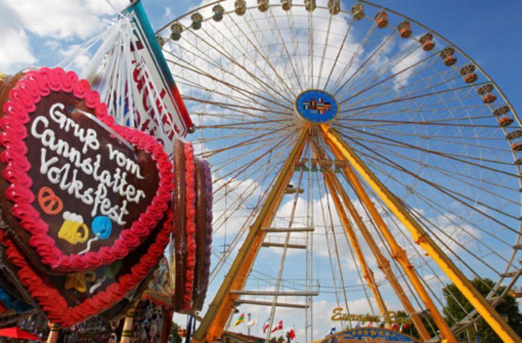 Wir haben hilfreiche Tipps rund um das Cannstatter Volksfest zusammengestellt. Foto: in.Stuttgart /Thomas Niedermüller