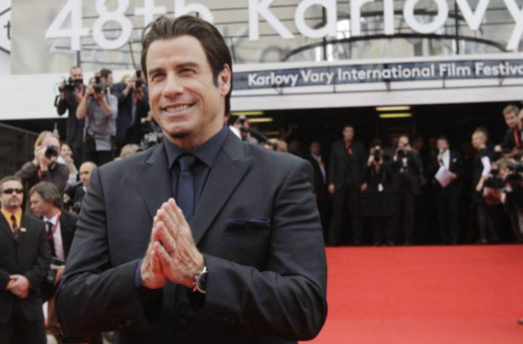 Saturday Night Fever, Grease, Pulp Fiction - in seinen erfolgreichsten Filmen schwang John Travolta stets das Tanzbein. Foto: dpa
