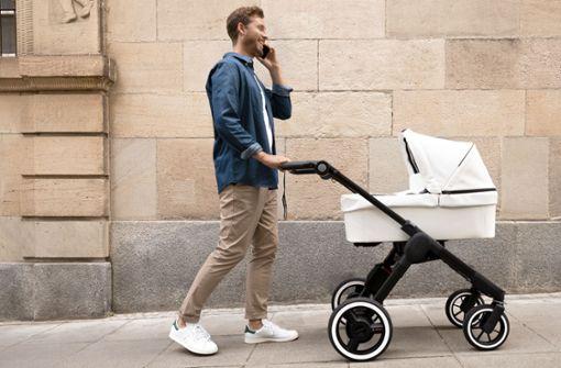 E-Antrieb fürs Baby
