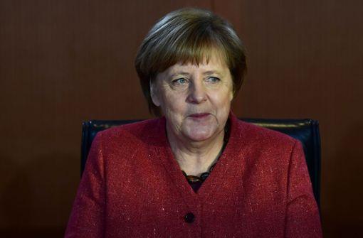 Merkel dringt auf gleichwertige Lebensverhältnisse