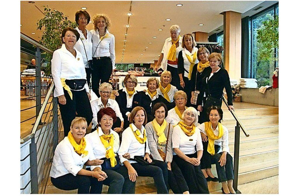 Der IWC im Kreis Böblingen hat sich dem sozialen Engagement verschrieben. Foto: privat