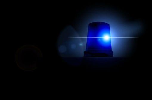Polizei sucht Auto: BB-XH 83
