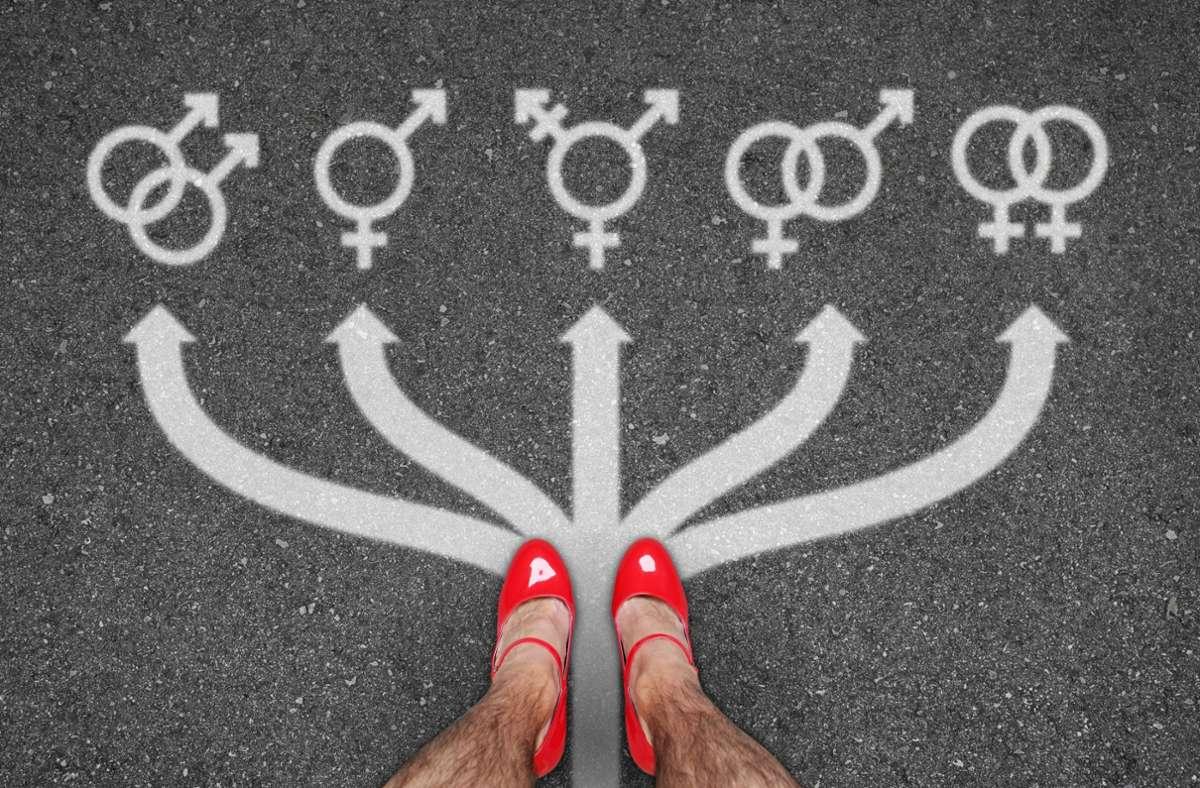 Sexuelle Identitäten und Neigungen sollten präziser beschrieben werden, fordert unsere Kolumnistin Claudia Huber. (Symbolbild) Foto: tock.adobe.com/WoGi