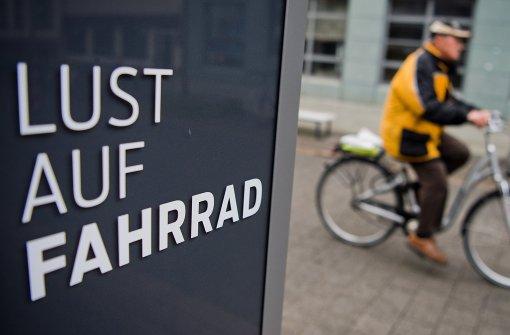 Landratsamt will Bürger mit Radfahr-Virus infizieren