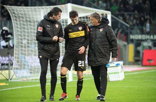 So steht es um die verletzten Spieler des VfB Stuttgart