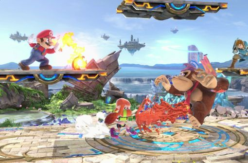 Schnell-Test: So gut wird Super Smash Bros. Ultimate