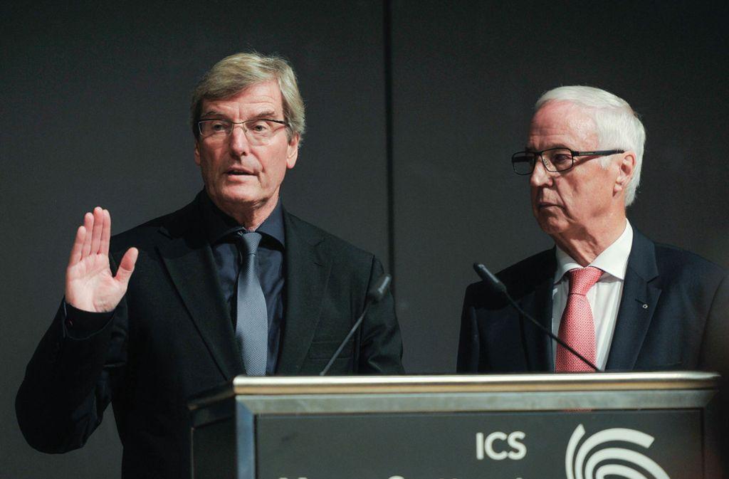 Am 18. September im Messe-Congresscentrum: Thomas Bopp wird neu verpflichtet. Foto: Lichtgut/Max Kovalenko