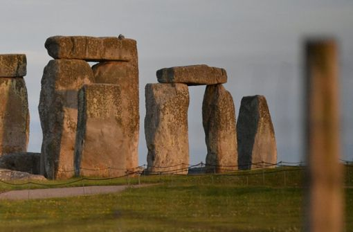 Forscher entdecken weitere Kreisstruktur nahe Stonehenge