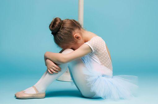 Gewalt und Drill   an Ballettschule
