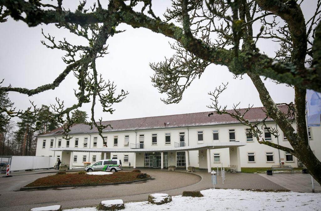 Auf die Klinik  Schillerhöhe kommen  große Veränderungen zu. Foto: factum/Granville